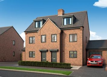 "Thumbnail 3 bed property for sale in ""The Berkshire At Timeless, Seacroft"" at York Road, Leeds"