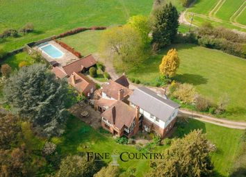 Thumbnail 6 bed detached house for sale in Holly Bush Hill, Great Bentley, Colchester, Essex