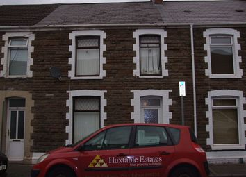 Thumbnail 3 bed terraced house for sale in Leslie Street, Port Talbot