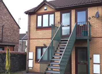 Thumbnail 1 bed flat to rent in Tudor Court, Commercial Street, Aberbargoed