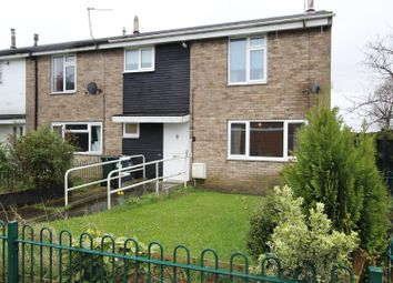 Thumbnail 3 bed end terrace house for sale in Manor Estate, Toll Bar, Doncaster