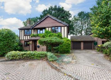 Thumbnail 4 bedroom detached house for sale in Fletchers, Southwater, Horsham