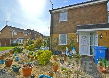 Thumbnail 1 bedroom end terrace house for sale in Chentole Close, Poole