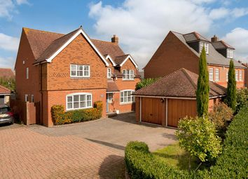 Thumbnail 5 bed detached house for sale in Sandringham Court, Admiral Way, Kings Hill, West Malling