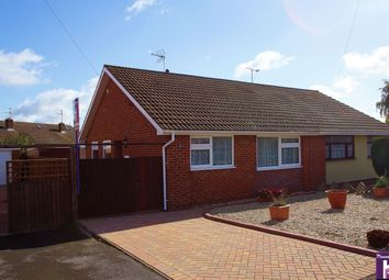 Thumbnail 2 bedroom semi-detached bungalow for sale in Marleyfield Way, Churchdown, Gloucester