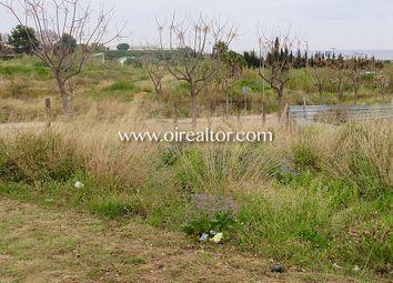 Thumbnail Land for sale in Vilassar De Dalt, Vilassar De Dalt, Spain