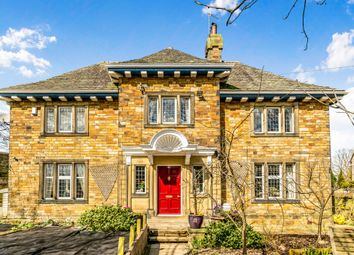 Thumbnail 5 bed detached house for sale in Beechwood Road, Halifax