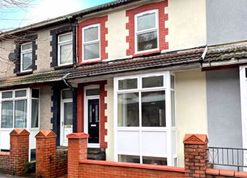 4 bed terraced house for sale in Broadway, Treforest, Pontypridd CF37
