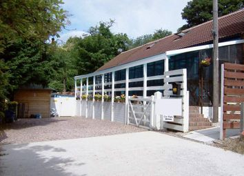 Thumbnail Commercial property for sale in Chesterfield S41, UK