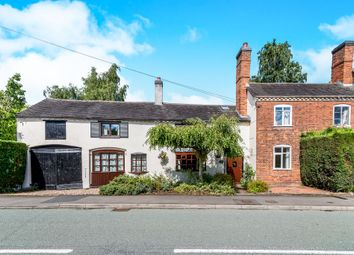 Thumbnail 3 bed semi-detached house for sale in Stafford Road, Lichfield