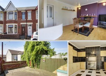 Thumbnail 3 bed terraced house for sale in Jackson Place, Newport