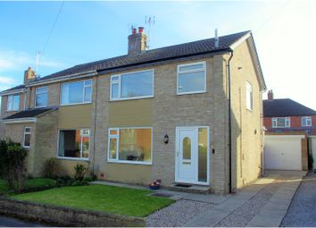 Thumbnail 3 bed semi-detached house for sale in Wayside Grove, Harrogate