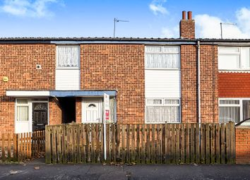 Thumbnail 3 bedroom terraced house for sale in West Parade, Hull