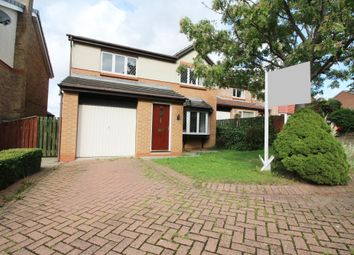 Thumbnail 4 bed detached house for sale in Baysdale, Houghton Le Spring