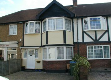 Thumbnail 3 bed terraced house to rent in Hersham Road, Hersham, Walton-On-Thames, Surrey