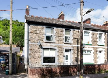 Thumbnail 3 bed end terrace house for sale in Station Terrace, Brithdir, New Tredegar