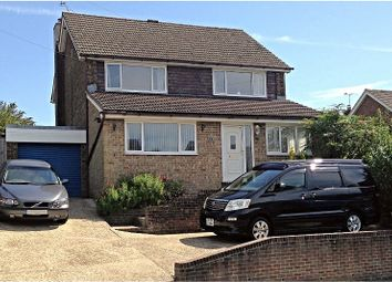 Thumbnail 4 bedroom detached house for sale in Combe End, Crowborough