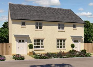 "Thumbnail 3 bed terraced house for sale in ""Wemyss"" at South Larch Road, Dunfermline"