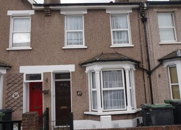Thumbnail 2 bed terraced house to rent in Leahurst Road, London
