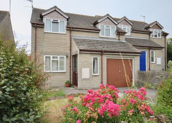 Thumbnail 3 bed semi-detached house for sale in Manor Close, Portesham