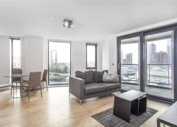 1 bed property to rent in Roosevelt Tower, 18 Williamsburg Plaza, London E14