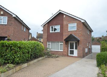 Thumbnail 4 bed detached house for sale in Morgan Close, Saltford