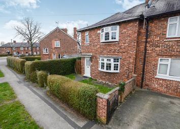 Thumbnail 3 bed end terrace house for sale in Sixth Avenue, York
