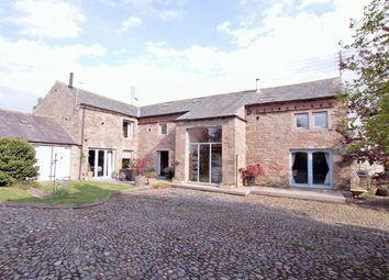 Thumbnail 4 bed barn conversion for sale in Thursby, Carlisle