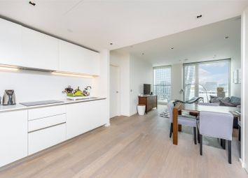 Thumbnail 1 bed flat for sale in Southbank Tower, 55 Upper Ground, Blackfriars, London