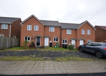 Thumbnail 2 bed terraced house for sale in Jarvis Road, Peterlee, County Durham