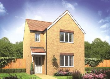 Thumbnail 3 bed detached house for sale in The Hatfield At Moorfield, Moorfield Way, York