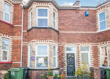 Ladysmith Road, Exeter EX1. 3 bed terraced house for sale