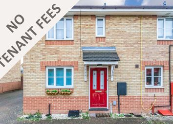 Thumbnail 3 bedroom terraced house to rent in Fairmeads, Pyrles Lane, Loughton