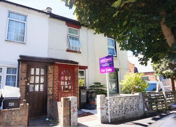 Thumbnail 2 bed terraced house for sale in Boston Road, Croydon