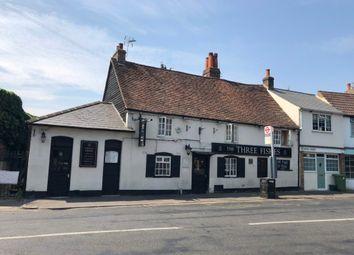 Thumbnail Pub/bar for sale in Green Street, Sunbury On Thames, Surrey