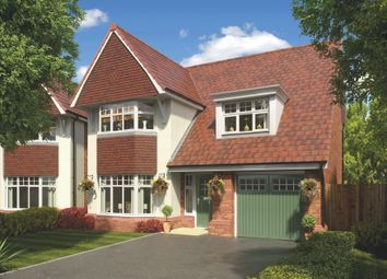 Thumbnail 4 bed detached house for sale in Tunnel Road, Nuneaton