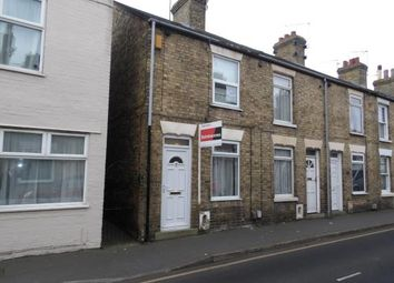 Thumbnail 2 bedroom end terrace house for sale in Vergette Street, Peterborough, Cambridgeshire