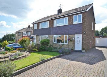 Thumbnail 3 bed semi-detached house for sale in Moxon Street, Outwood, Wakefield