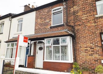 Thumbnail 2 bed terraced house for sale in Napier Street, Hazel Grove, Stockport, Cheshire