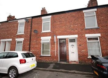 Thumbnail 2 bed terraced house to rent in Londesborough Street, Selby
