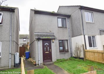 Thumbnail 2 bed end terrace house for sale in Rock Close Pengegon, Camborne