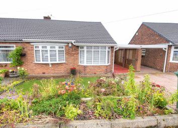 Thumbnail 2 bed bungalow for sale in Roachburn Road, Westerhope, Newcastle Upon Tyne