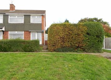 Thumbnail 3 bed semi-detached house for sale in Oldfield Road, Wheelock, Sandbach, Cheshire