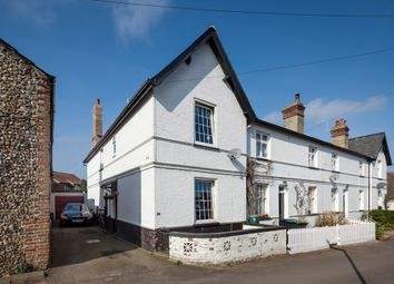 Thumbnail 3 bed end terrace house for sale in Chapel Row, Ashley, Newmarket