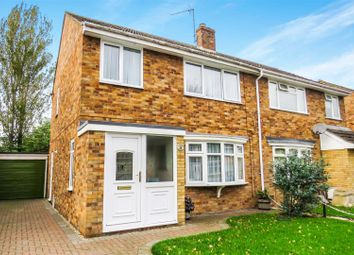 Thumbnail 3 bed semi-detached house for sale in Turvers Lane, Ramsey, Huntingdon