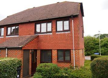 Thumbnail 1 bedroom maisonette to rent in Binfields Close, Chineham, Basingstoke