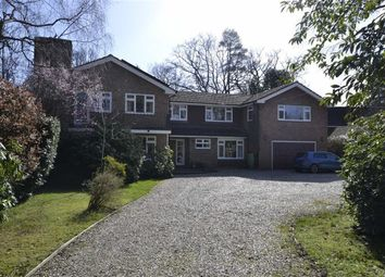 Thumbnail 5 bedroom detached house for sale in Bucklebury Alley, Cold Ash, Thatcham, Berkshire