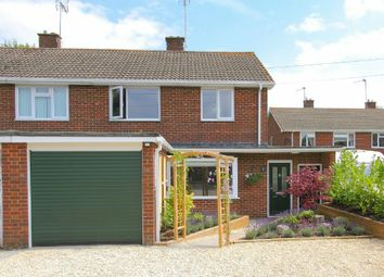 Thumbnail 3 bed semi-detached house for sale in Granada Place, Andover