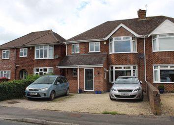Thumbnail Semi-detached house for sale in Sandycroft Road, Churchdown, Gloucester