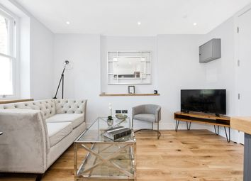 Thumbnail 1 bed flat for sale in Flat 3, 1 Camberwell Station Road, Camberwell, London